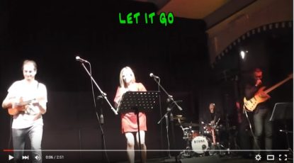 let it go video